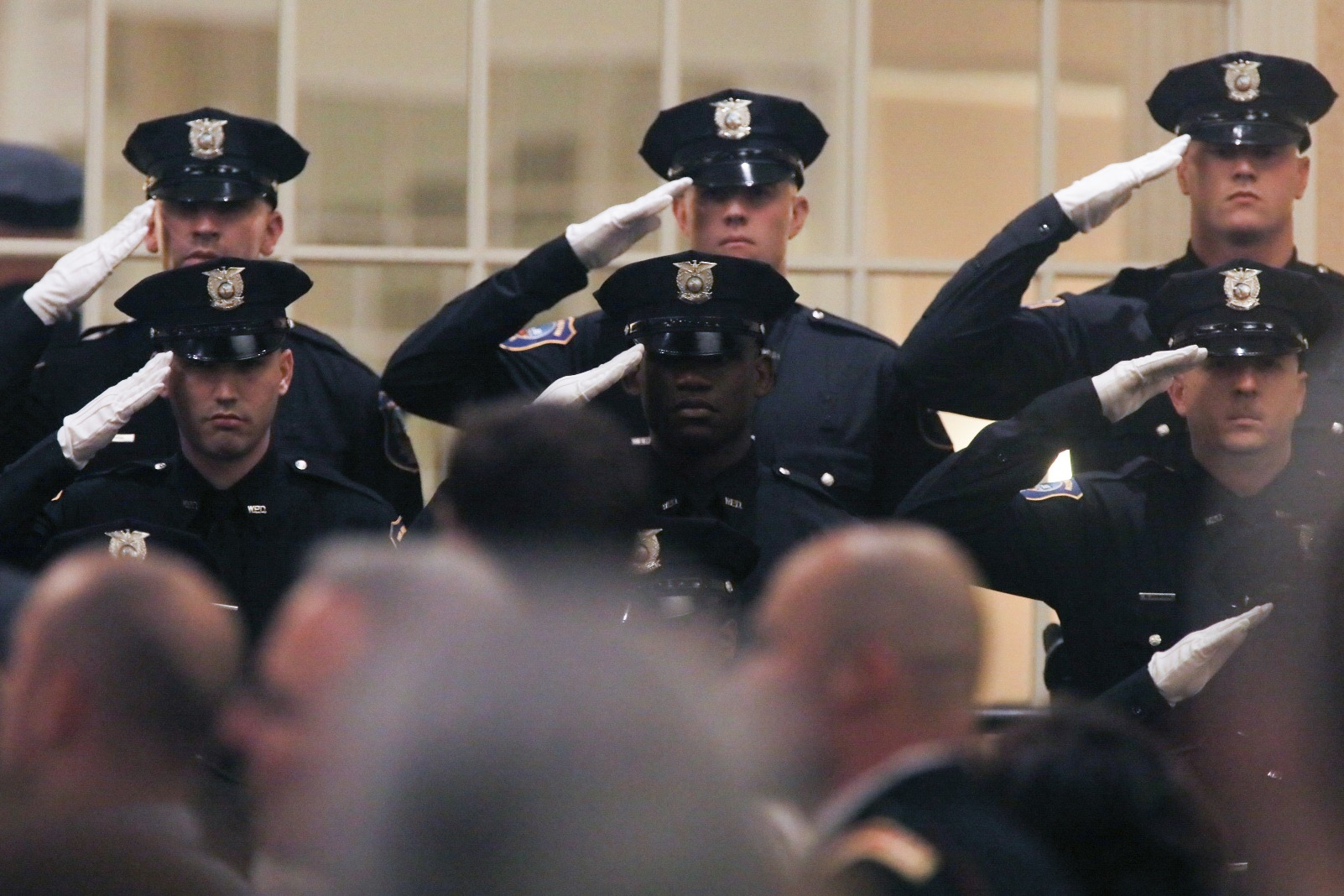 Wilmington's Newest Police Officers Take Their Oath of Office   City