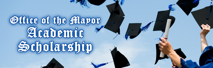 Apply for the Office of the Mayor Academic Scholarship.