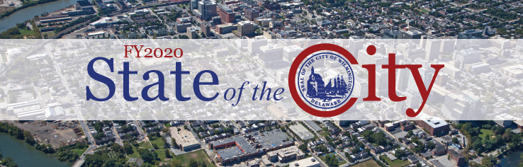 Learn about the state of the City of Wilmington.