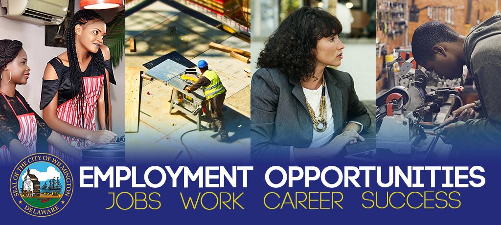 Apply for a City of Wilmington Job | Wilmington, DE