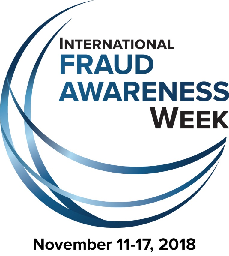 Fraud Week 2018