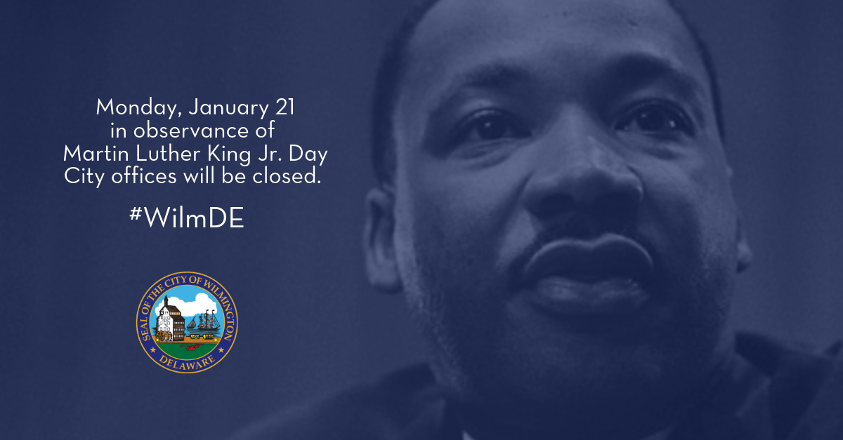 Martin Luther king day closed-3