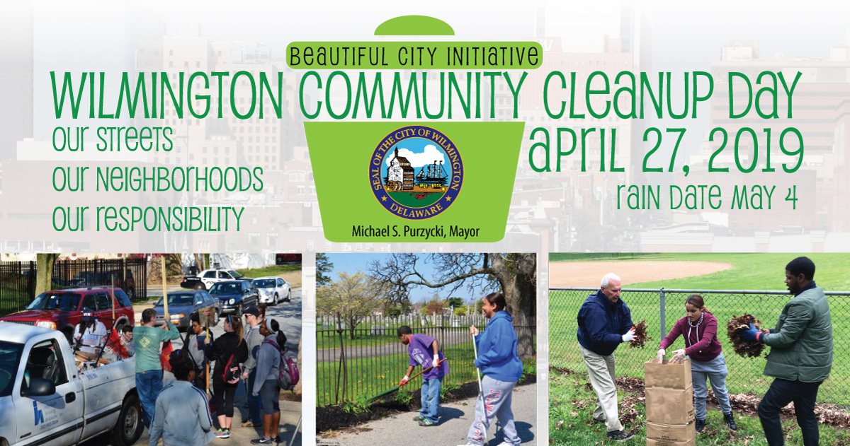 community clean-up day 2019