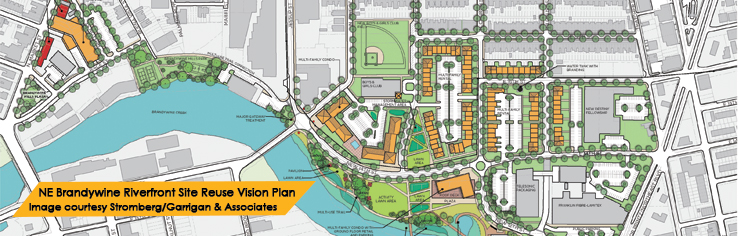Read a copy of the Brownfields Area-Wide Planning Grant draft report.