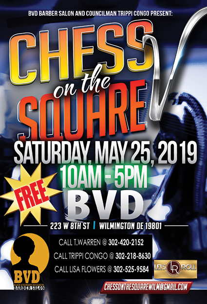 chess on square 2019