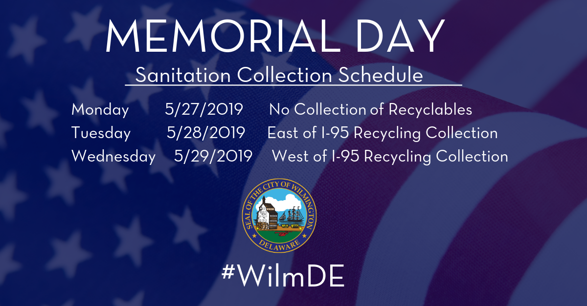 memorial day collection 2019