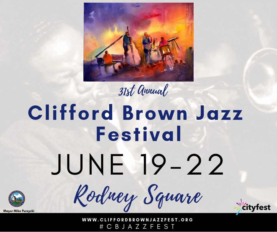 Wilmington's Clifford Brown Jazz Festival Opens Tonight in