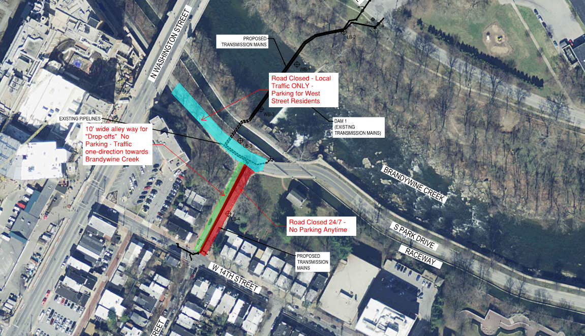 brandywine river plan