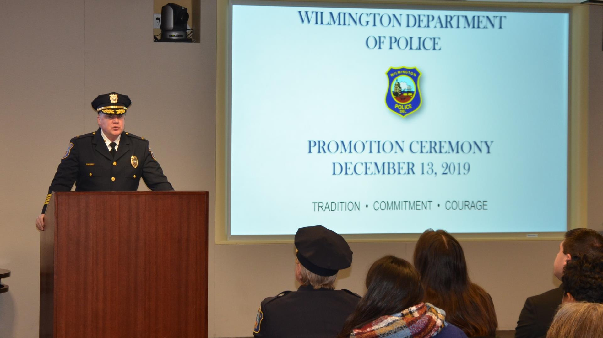 WPD Promotion Ceremony 2019 - 2