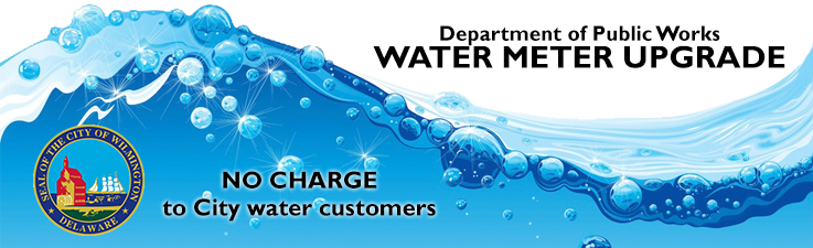 Department of Public Works Water Meter Upgrade